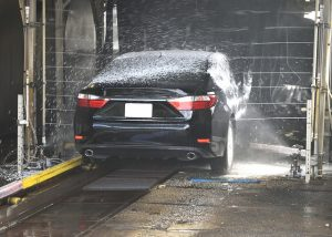 Car wash - it is very important to take care of your car before shipping.